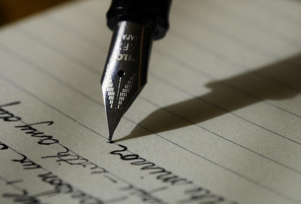 Tagebuch schreiben zur Selbstreflexion